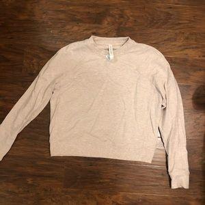Lulu lemon sweatshirt